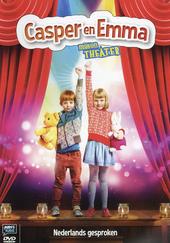 Casper en Emma maken theater