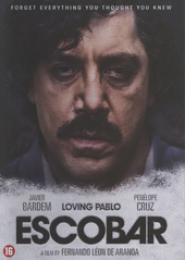 Escobar / written and directed by Fernando León de Aranoa