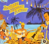 Antilles méchant bateau : Deep biguines & gwo-ka from 60's French West Indies