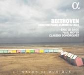 Trios for piano, clarinet & cello