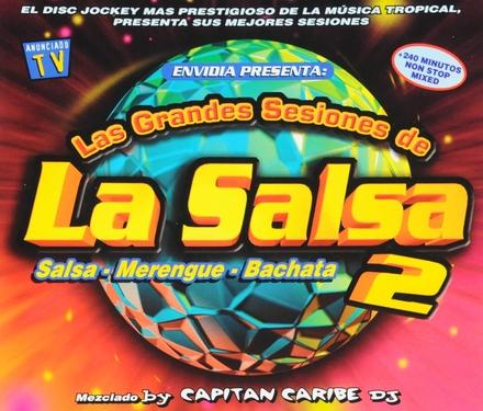 Las grandes sesiones de la salsa. vol.2