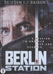 Berlin station. Seizoen 1