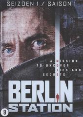 Berlin station. Seizoen 1