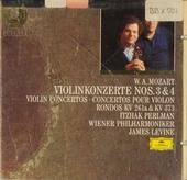 Violinkonzerte Nos. 3 & 4