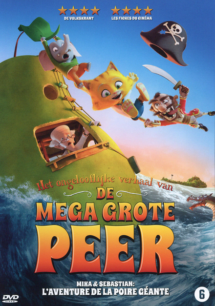 Het ongelooflijke verhaal van de megagrote peer