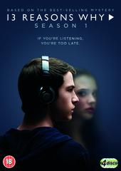 13 reasons why. Season 1