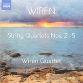 String quartets Nos. 2-5