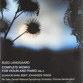 Complete works for violin and piano vol.2. vol.2