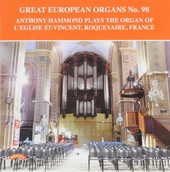 Great European organs no.98. vol.98