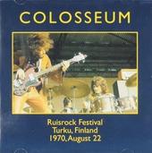Ruisrock festival - Turku Finland 1970 August 22