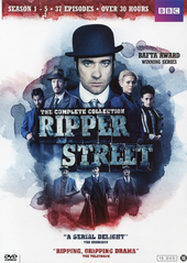 Ripper street : the complete collection