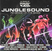 Junglesound : Revenge of the bass