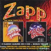 The new Zapp IV u ; Vibe