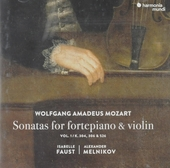 Sonatas for fortepiano & violin. Vol. 1