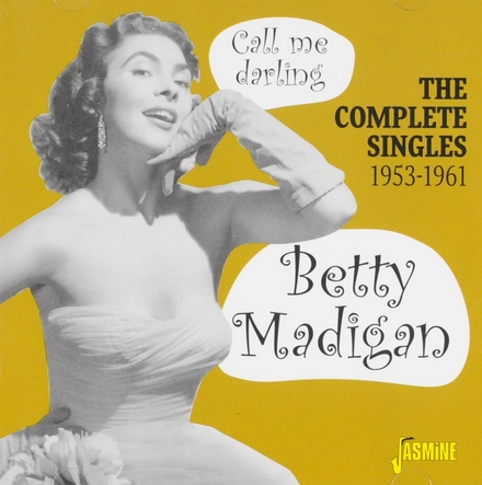 Call me darling : The complete singles 1953-1961