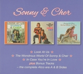 Llook at us ; The wondrous world of Sonny and Cher ; In case you're in love