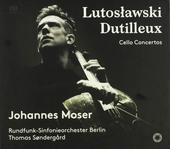 Lutoslawski/Dutilleux : cello concertos