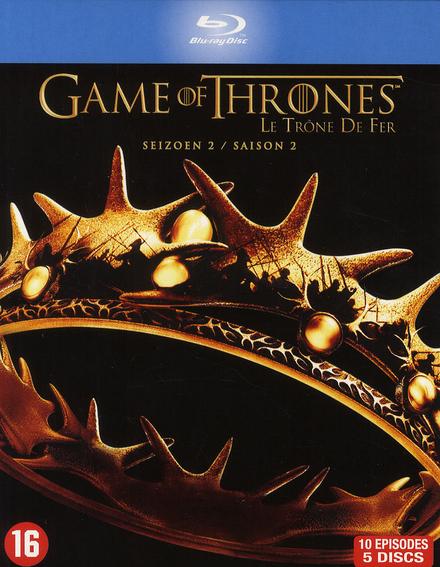 Game of thrones. Seizoen 2