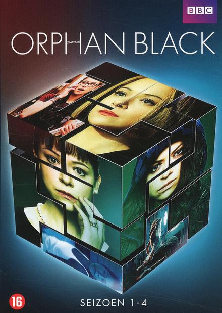 Orphan black. Seizoen 1-4
