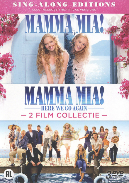 Mamma Mia! : the movie ; Mamma Mia! : here we go again