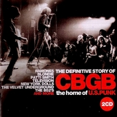 The definite story of CBGB : the home of U.S. punk
