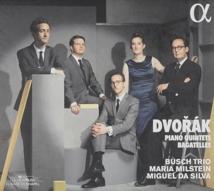Piano quintets & bagatelles