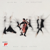 Six evolutions : Bach cello suites