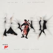 Six evolutions : Bach cello suites