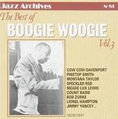 The best of boogie woogie. vol.3