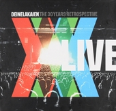 The 30 years retrospective : Live
