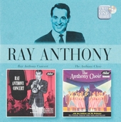 Ray Anthony concert ; The Anthony choir