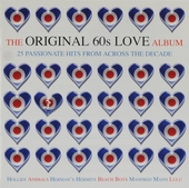 The original 60s love album: 25 passionate hits from across the decade