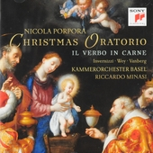 Christmas oratorio : Il verbo in carne