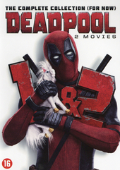 Deadpool ; Deadpool 2 : the complete collection (for now)