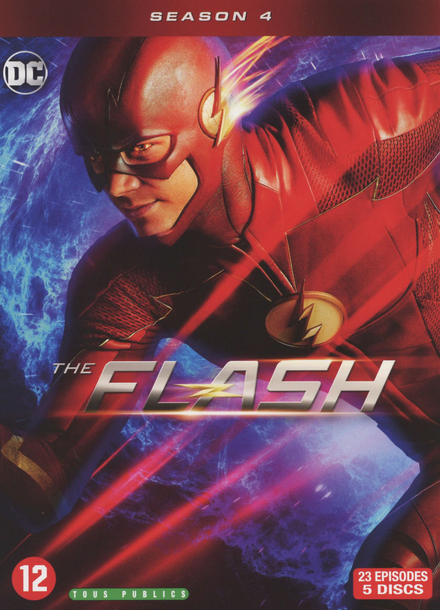 The Flash. Seizoen 4