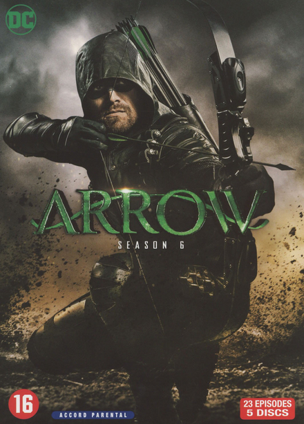 Arrow. Seizoen 6