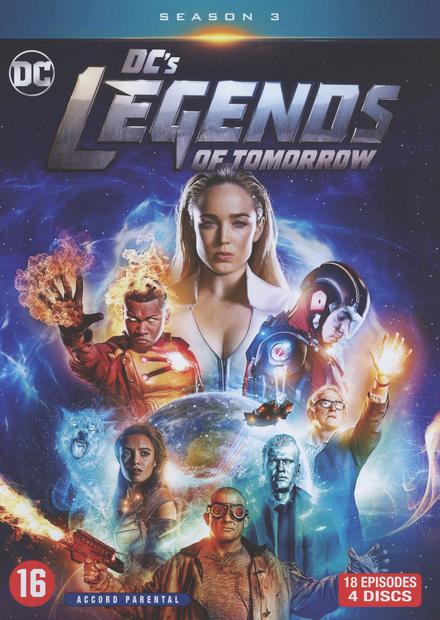 Legends of tomorrow. Season 3