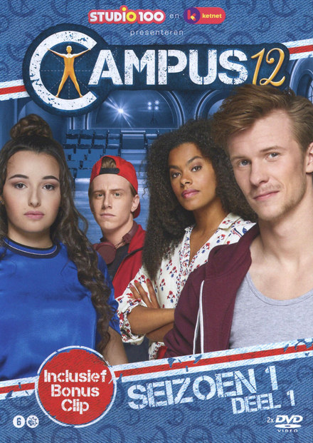 Campus 12. Seizoen 1, Deel 1