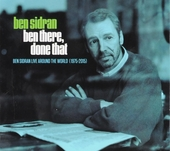 Ben there, done that : Ben Sidran live around the world 1975-2015