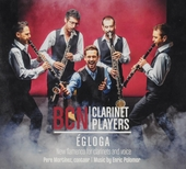 Égloga : New flamenco for clarinets and voice