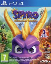 Spyro : reignited trilogy