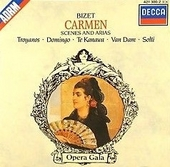 Carmen : scenes and arias