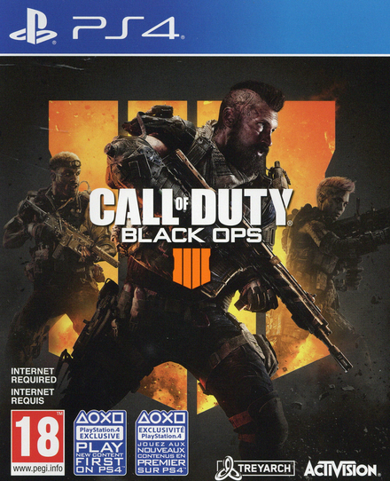 Call of duty : black OPS IIII : specialist edition