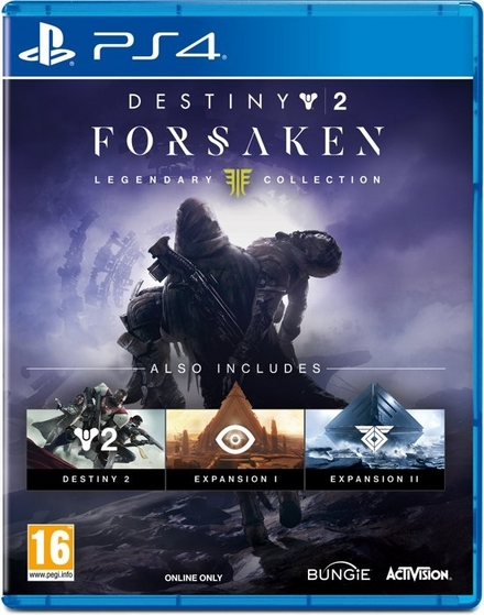 Destiny 2 : forsaken : legendary collection