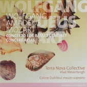 Concerto for basset clarinet en concert arias