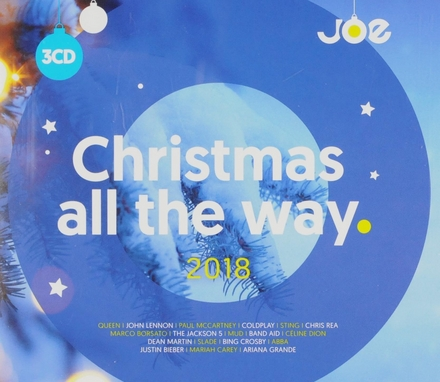 Christmas all the way 2018
