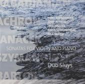 Sonatas for violin and piano : Arno Babadjanian . Josef Achron . Leos Janacek . Karol Szymanowski . Bela Bartok