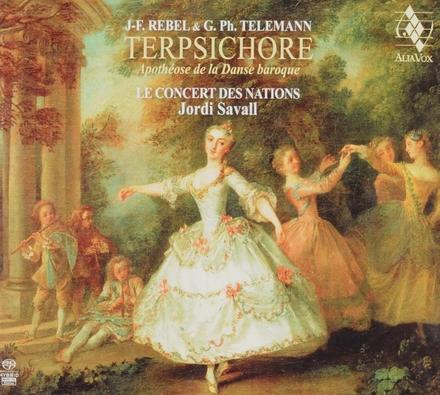 Terpsichore : apothéose de la danse baroque