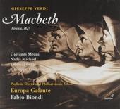 Macbeth : Firenze, 1847