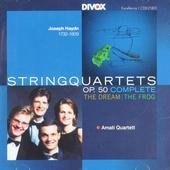 String quartets op.50 complete
